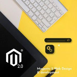 We will design and develop magento 2 website