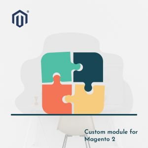 We will develop custom module for Magento 2