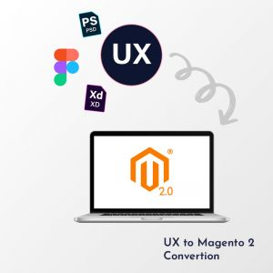 We will create fully responsive Magento 2 custom theme from your UX designs